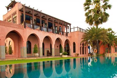 Huis in Marokko fraude